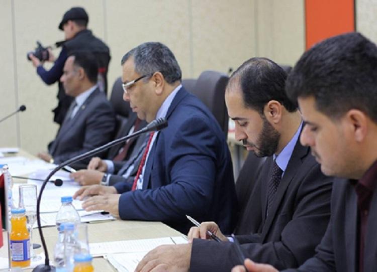 اجتماع المجلس الاعلى للتعليم
